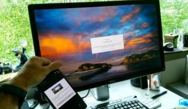 Continuum Windows 10 Mobile