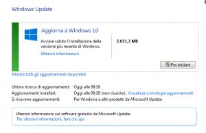 Upgrade a Windows 10