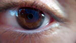 Macro 01 - Occhio con lente