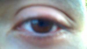 Macro 01 - Occhio senza lente
