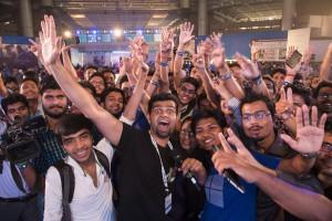 Lancio di Windows 10 a New Delhi