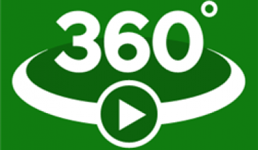 Video 360 logo