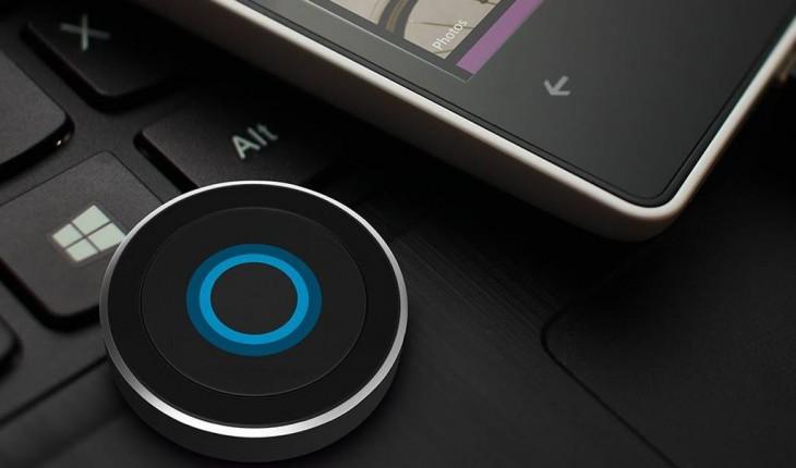 Satechi Cortana BT Button