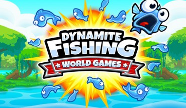 Dynamite Fishing World Game