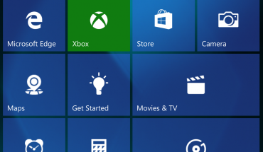 Build 10166 di Windows 10 Mobile Preview
