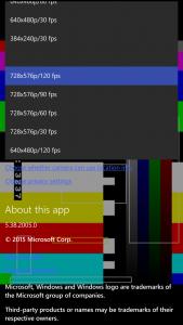 Build 10166 di Windows 10 Mobile Preview