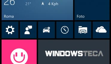 Build 10166 Windows 10 Mobile