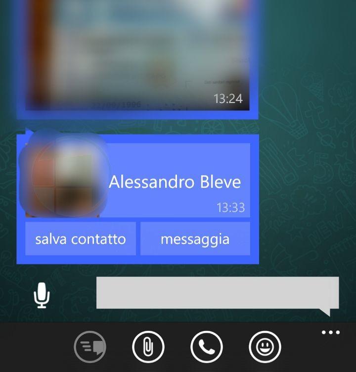 Aggiungi Contatto WhatsApp