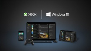 Windows 10 per Xbox One