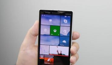 Build 10536 di Windows 10 Mobile Preview