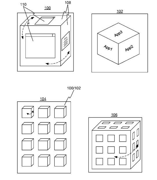 Microsoft brevetta le Tiles 3D