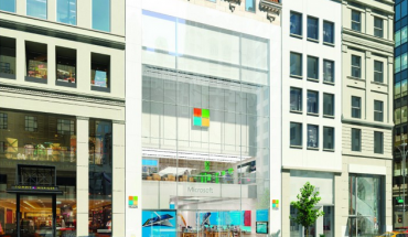 Microsoft Store a New York