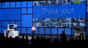 Keynote Microsoft