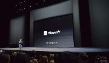 Kirk Koenigsbauer al Keynote Apple