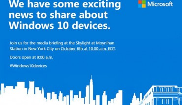 "Evento ""Windows 10 devices"""