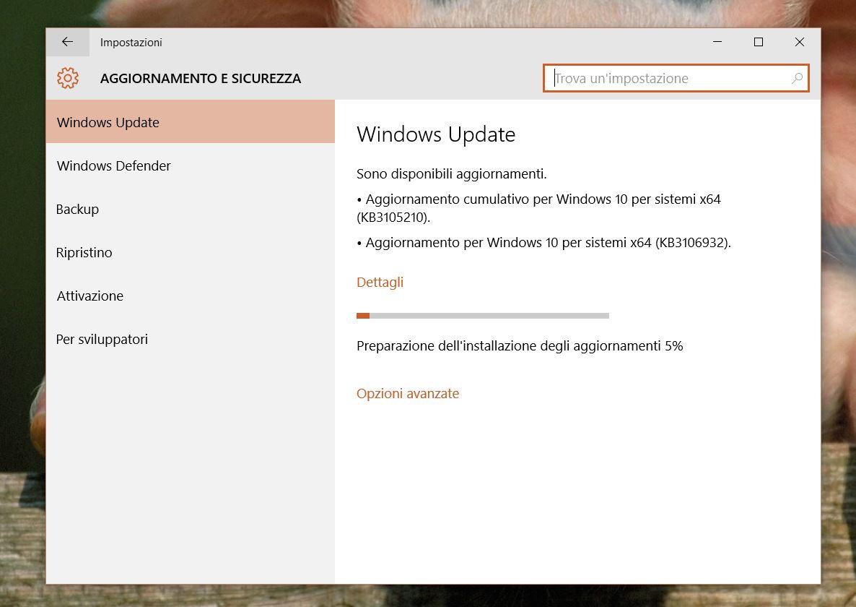 Update KB3105210