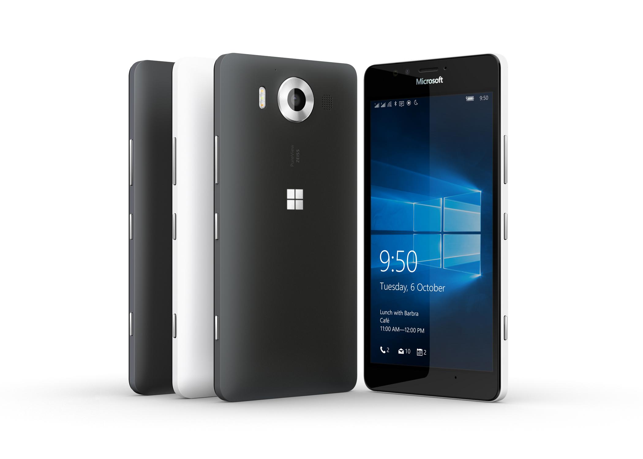 Lumia 950, un piccolo firmware update è disponibile tramite Windows Device Recovery Tool
