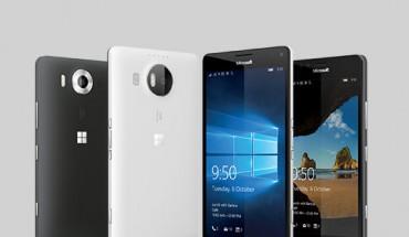 Lumia 950 e 950 XL