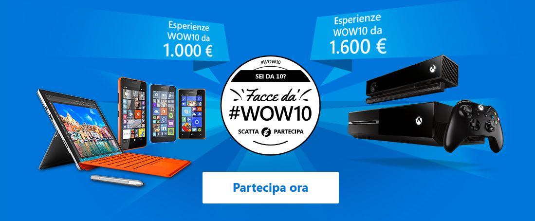Concorso #WOW10