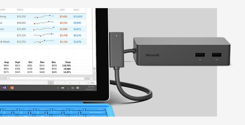 Surface Pro 4 In Dettaglio Tutti I Nuovi Accessori
