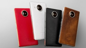 Cover Mozo per Lumia 950 XL