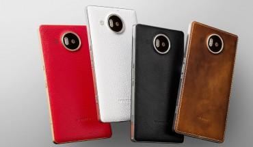 Cover Mozo per Lumia 950 XL
