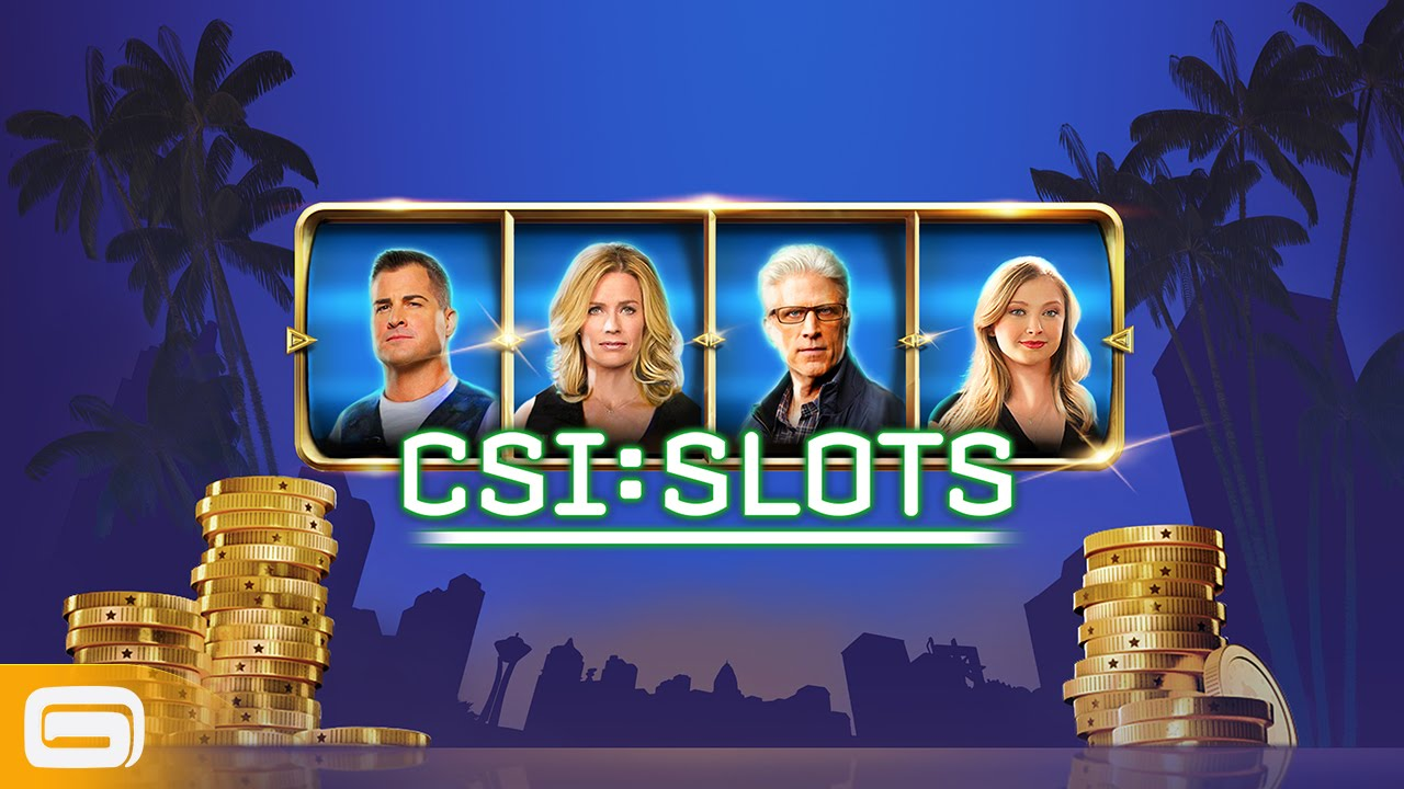 Spiele CSI - Video Slots Online