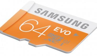 Micro SD Samsung da 64 GB