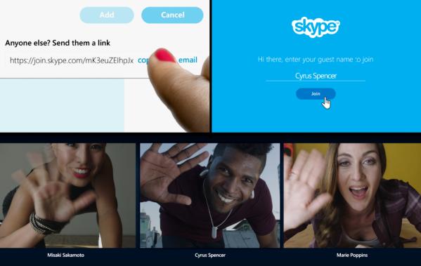 Gruppo Skype