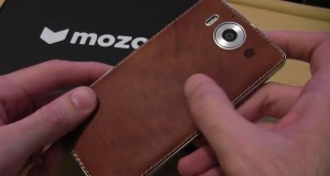 Cover Mozo per Lumia 950