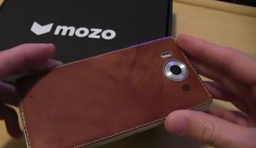 Cover Mozo per Lumia 950