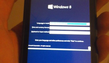 Windows 8.1 RT su Lumia 520