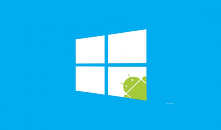 Windows e Android