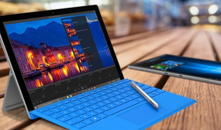 Surface Pro 4 e Surface Pro 3 ricevono il firmware update di