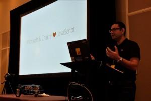 Microsoft & Chakra love Javascript