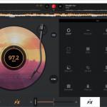 Edjing (DJ mixer console studio)