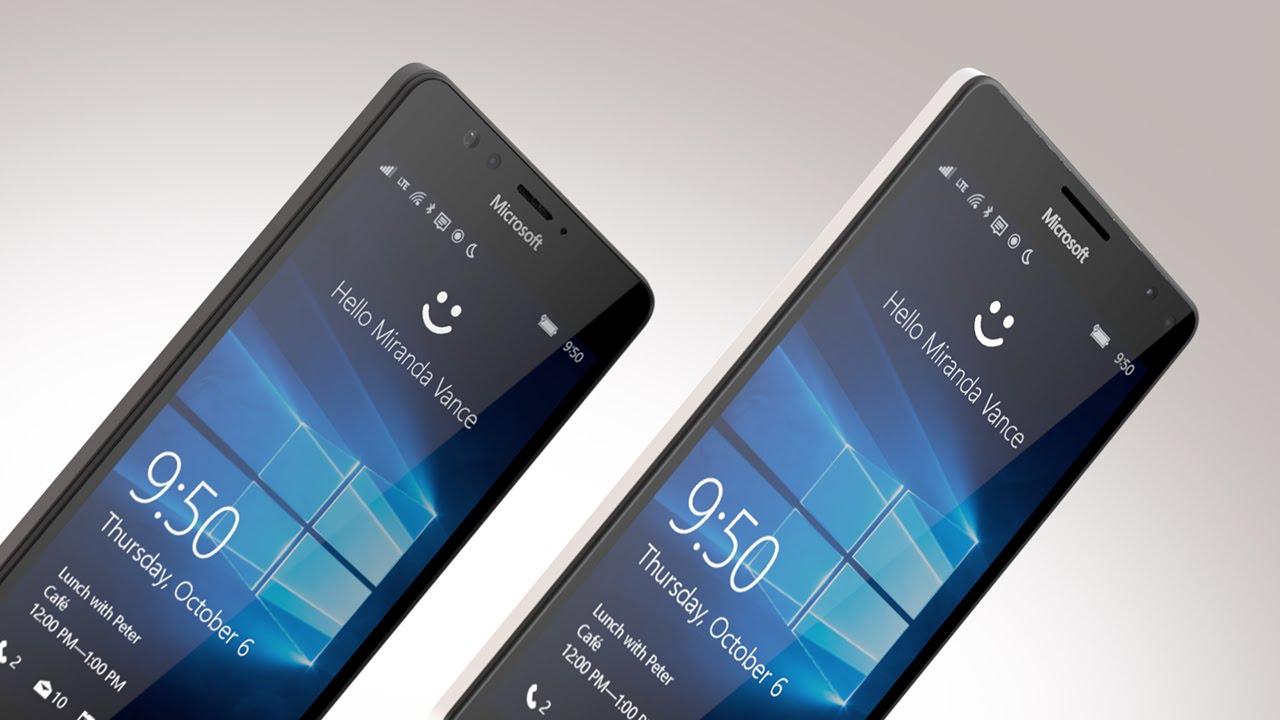 Lumia 950 e 950 XL, il Microsoft Store ora li propone con la Display Dock in omaggio (a 349 e 459 Euro)
