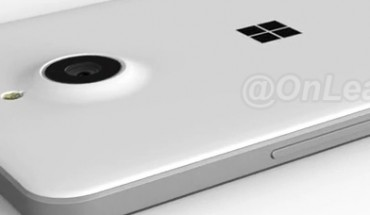 Concept amatoriale del Lumia 850
