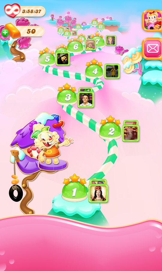 Candy Crush Jelly Online Game