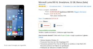 Offerta Lumia 950 XL