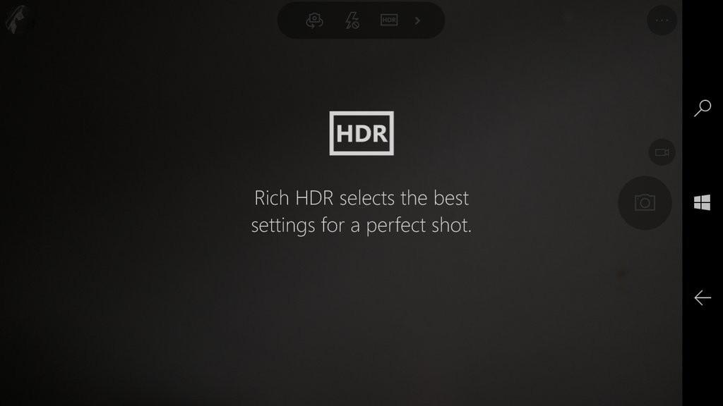 Fotocamera - Rich HDR