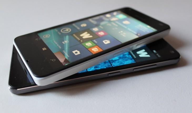 Lumia 550 e Lumia 650