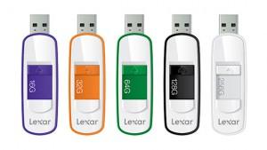 Lexar JumpDrive S75 Memoria Flash