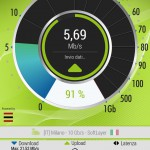 nPerf speed test