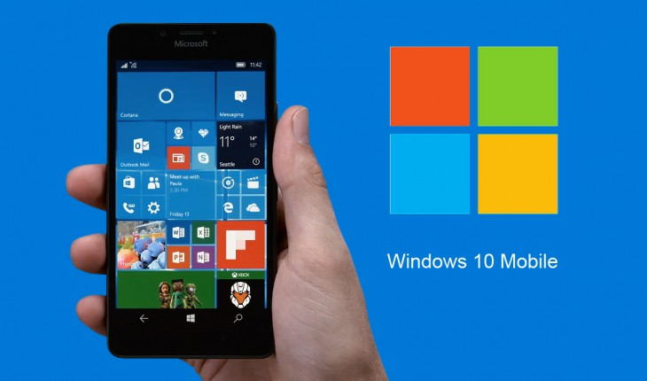 Windows 10 Anniversary Update arriva su smartphone