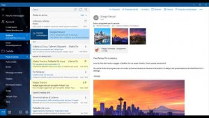 Posta di Outlook e Calendario