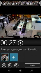 Taglio video in WhatsApp Beta