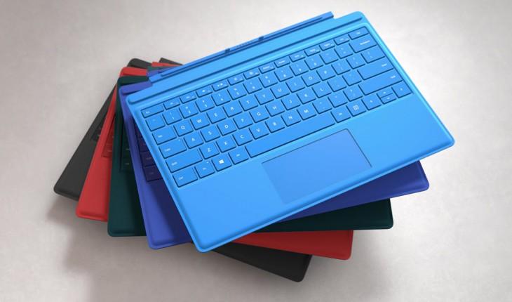 Tastiera Cover per Surface Pro 4