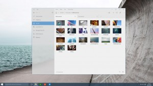 Mockup del nuovo Esplora File Windows 10