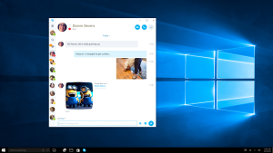 Skype nuova UWA